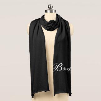 Bride Jersey Knit Scarf