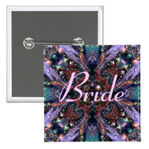 Bride - Lilac Jewels 3 Button