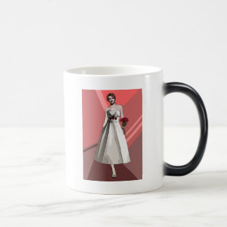 Bride Morphing Mug