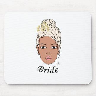 Bride Mouse Pad
