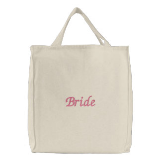 Bride Natural Tote Bag