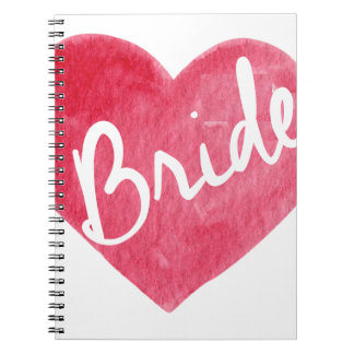 Bride Notebook