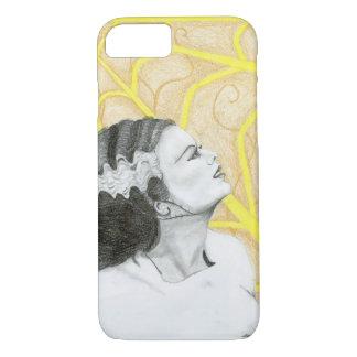 Bride of Frankenstein phone case