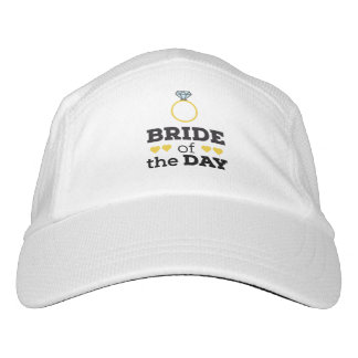Bride of the Day Zqx9c Hat