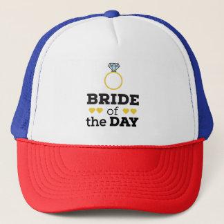 Bride of the Day Zqx9c Trucker Hat