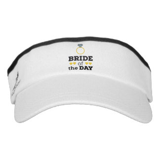 Bride of the Day Zqx9c Visor