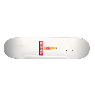 Bride Party Beer Bottle Z6542 Skate Decks