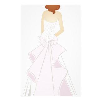 Bride Personalised Stationery