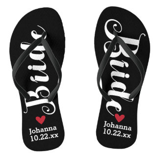 Bride Personalized Wedding Pick Your Color Thongs