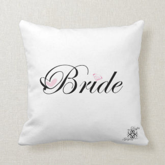 Bride Pillow