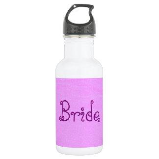 Bride Pink 532 Ml Water Bottle