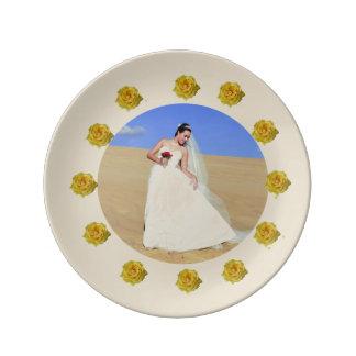 Bride Plate