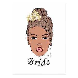 Bride Post Cards