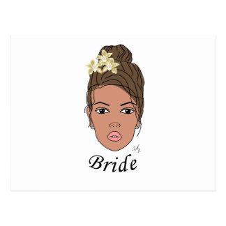 Bride Postcards