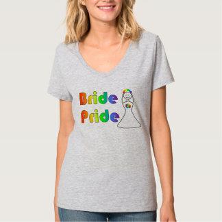 Bride Pride T-shirt