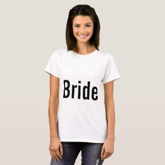 Bride shirt