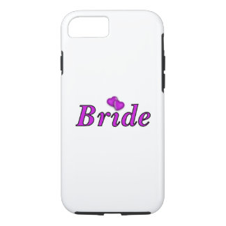 Bride Simply Love iPhone 7 Case