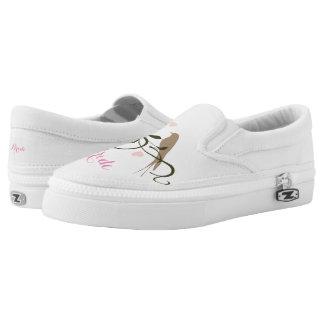 Bride Slip On Shoes