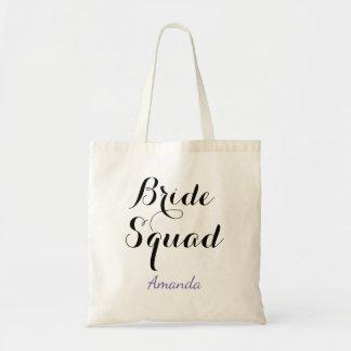 Bride Squad Custom Name