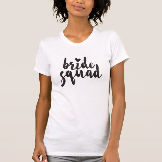Bride Squad T Shirts