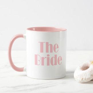 Bride Swag Baby Pink Mug