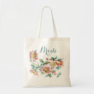 Bride,team bride,wedding,bachelorette...edit text bag