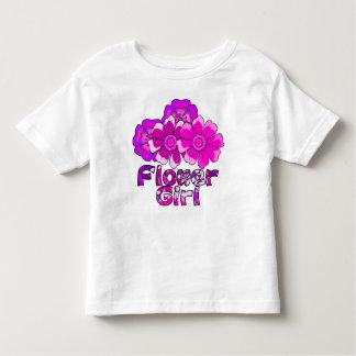 BRIDE TEAM FLOWER GIRL,BRIDE TEAM ,FLOWER GIRL TODDLER T-Shirt