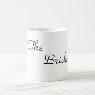 Bride, The Classic White Coffee Mug