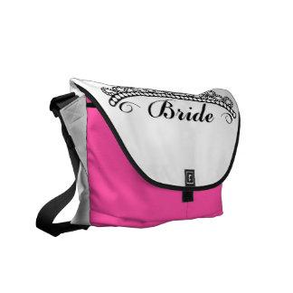 Bride Tiara Bag Courier Bags