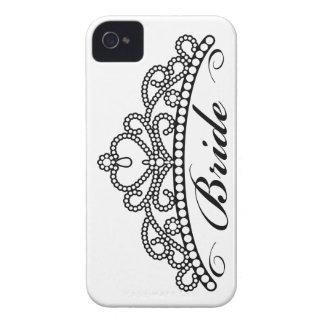 Bride Tiara Blackberry Case