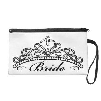 Bride Tiara Wristlet