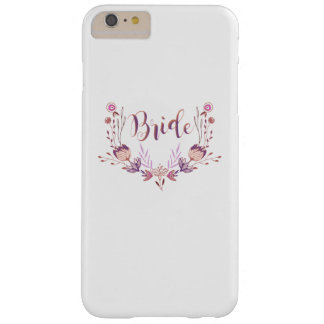 Bride to be Bridesmaid bride bachelorette party Barely There iPhone 6 Plus Case