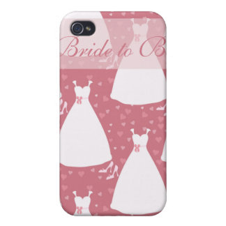 Bride to Be Case iPhone 4/4S Covers