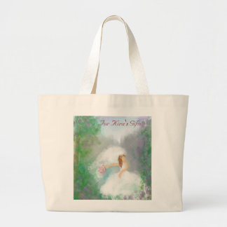 Bride to Be Gift Tote Canvas Bags