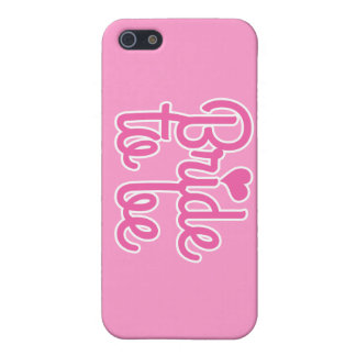 Bride to Be Cover For iPhone 5