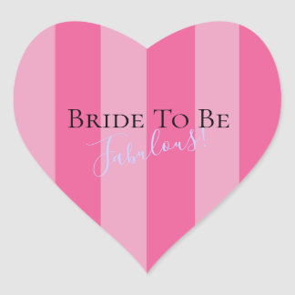 Bride To Be Lingerie Bridal Party Stickers