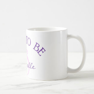 Bride To Be Personalized Mug