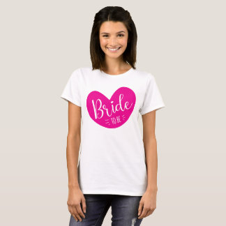 Bride To Be T-Shirt, Bride Tribe T-Shirt