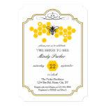 Bride to Bee Bridal Shower Invitation 13 Cm X 18 Cm Invitation Card
