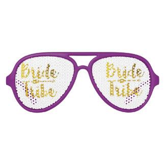 Bride Tribe Aviator Sunglasses