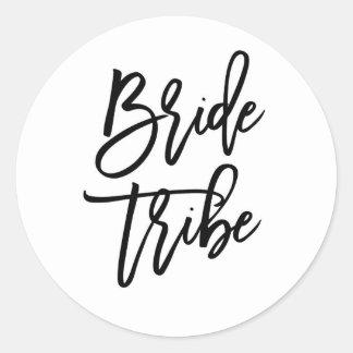 Bride Tribe Bachelorette Stickers