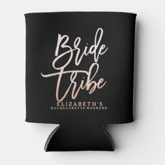 BRIDE TRIBE BACHERLOTTE PARTY CAN COOLER