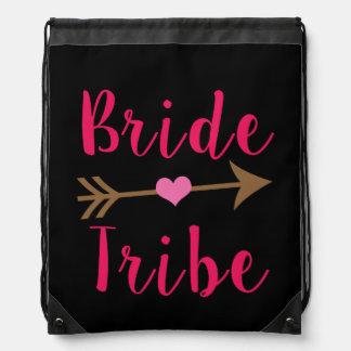 Bride Tribe Bridesmaid back pack Backpack