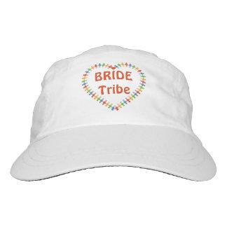 Bride Tribe Heart Hat