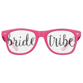 Bride tribe retro sunglasses