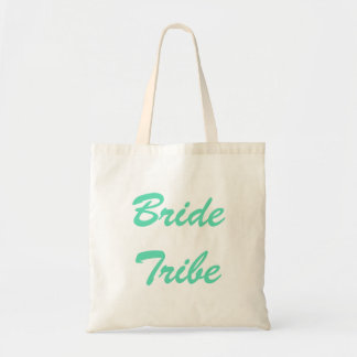 Bride Tribe Tote Budget Tote Bag