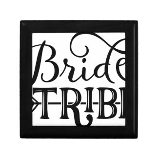 Bride Tribe Wedding Party Gift Box