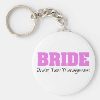 Bride Under New Management Key Chain