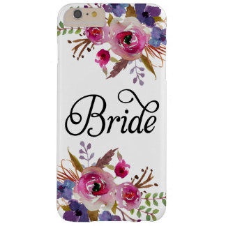 Bride Vintage Floral Case-Mate iPhone 6/6s Case
