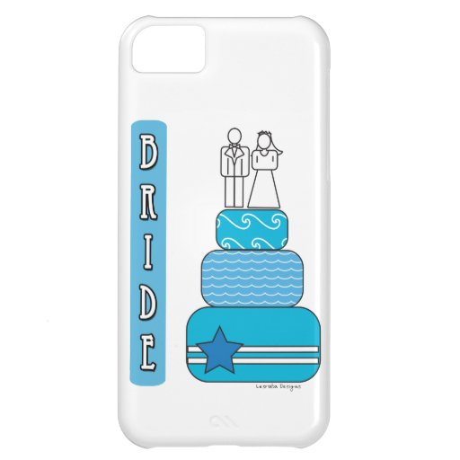 Bride Wedding Cover For iPhone 5C